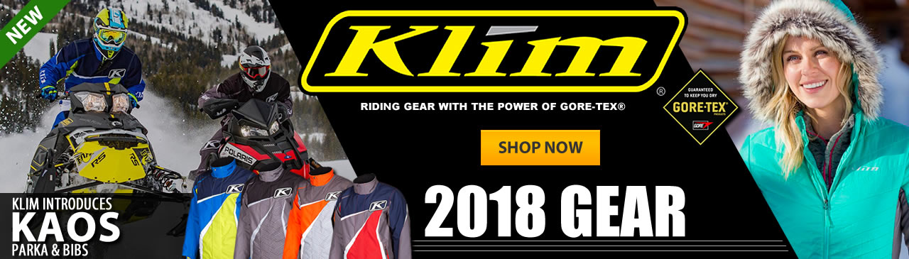 KLIM Snowmobile Clothing and Gear