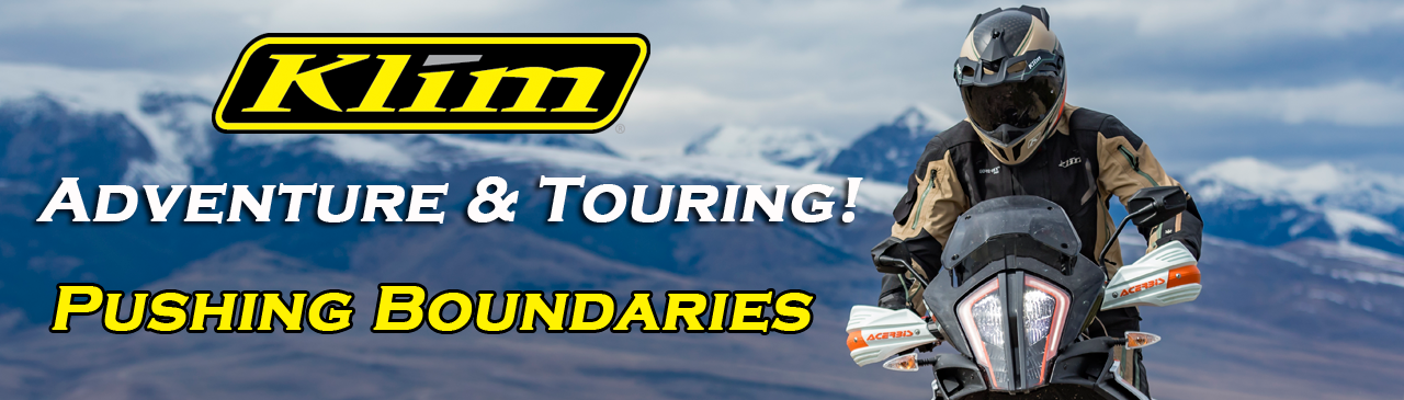 KLIM Adventure & Touring - Pushing Boundaries