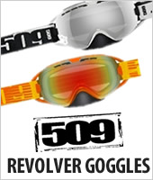 509 Snowmobile Goggles
