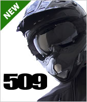 509 Altitude Snowmobile Helmets
