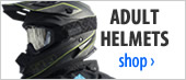 Adult Snowmobile Helmets