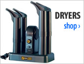 Boot and Glove Dryers