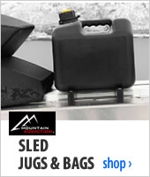 Mountain Addiction Sled Jugs & Bags
