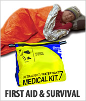 Survival Gear & First Aid Kits