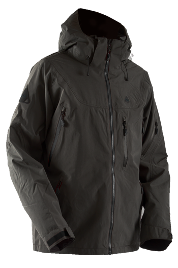 TOBE Novo Jacket - CF Black
