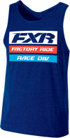 FXR Casual Race Division Tank