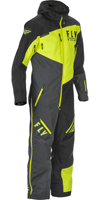 Fly Cobalt Shell Snowmobile Monosuit