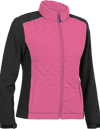 Choko Women's Fill-Softshell Jacket - Hot Pink