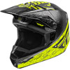 Fly Youth Kinetic K120 Snowmobile Helmet