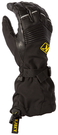 Klim Summit Snowmobile Glove - Black