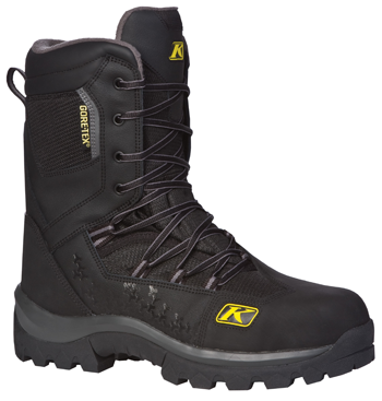 Klim Adrenaline GTX Snowmobile Boot - Black