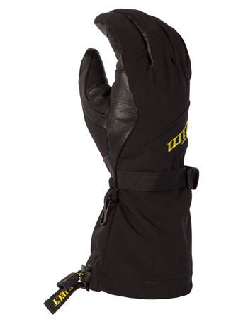 Klim Sawtelle Snowmobile Glove - Black