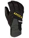 Klim Powerxross Snowmobile Glove - Black