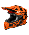 Castle X Youth Mode MX Stance Helmet