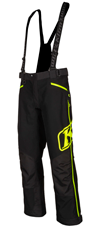 Klim Powerxross Snowmobile Pant / Bib - Hi Vis