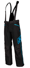 Klim Powerxross Snowmobile Pant / Bib - Vivid Blue