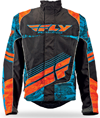 Fly SNX Wild Snowmobile Jacket