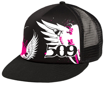 509 Angel Trucker Hat