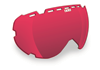 509 Aviator Goggle Lenses - Pink Mirror / Rose Tint