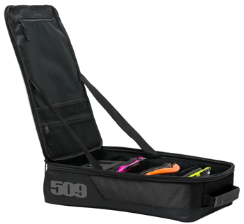 509 Multi Goggle Case snowmobile - Open