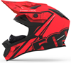 509 Sale Altitude Carbon Fiber Helmet - RED w/Fidlock