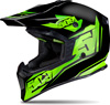 509 Sale Tactical Helmet- Black Lime Matte