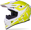 509 Tactical Helmet- Lime Matte