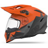 509 De;ta R3 Helmet - Orange w/Electric Shield