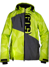 509 Sale Evolve Snowmobile Jacket - Lime