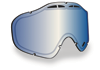 509 Sinister X5 Goggle Lenses - Blue Mirror / Orange Tint