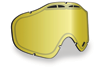 509 Sinister X5 Goggle Lenses - Gold Mirror / Yellow Tint