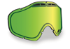 509 Sinister X5 Goggle Lenses - Green Mirror / Yellow Tint