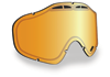 509 Sinister X5 Goggle Lenses - Orange Mirror / Yellow Tint