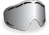 509 Sinister X5 Goggle Lenses - MaxVent Chrome Mirror / Yellow