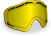 509 Sinister X5 Goggle Lenses - MaxVent Polarized Yellow