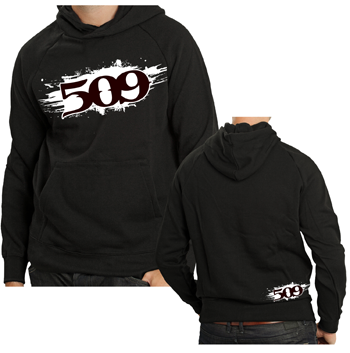 509 Paint Pullover Hoody