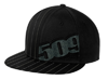 509 Stripe Flat Bill Flex Hat