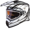 Gmax AT-21S Epic Adventure Dual Sport Snowmobile Helmet w/ Electric Shield