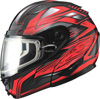 GMAX GM64S Carbide Helmet w/Dual Lens Shield