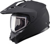 GMAX GM11S Dual Sport Helmet w/Electric Shield
