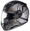 HJC Youth CL-Y Redline Helmet  - MC5 Silver