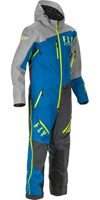 Fly Cobalt Snow Bike Shell Monosuit