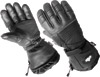 Choko Ultra Leather Short-Fingered Snowmobile Gloves