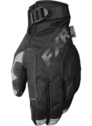 FXR Attack Lite Glove - Black