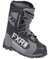 FXR Backshift Speed Snowmobile Boot