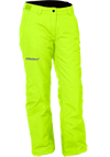 Castle X Women's Bliss Snowmobile Pants - Hi Vis