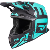 FXR Boost Clutch Snowmobile Helmet