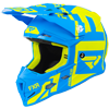 FXR Youth Boost Clutch Snowmobile Helmet