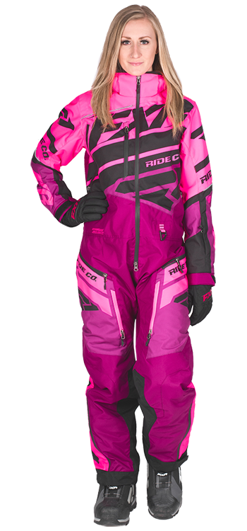 Womens Snowmobile Suits >> Fxr Womens Boost Lite Snowmobile Suit