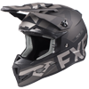 FXR Youth Boost Evo Snowmobile Helmet